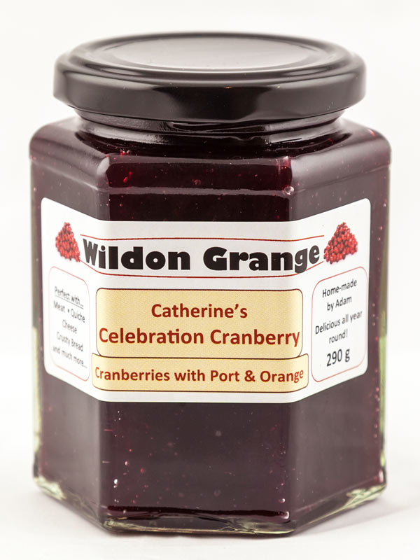 Cranberry Sauce from Wildon Grange