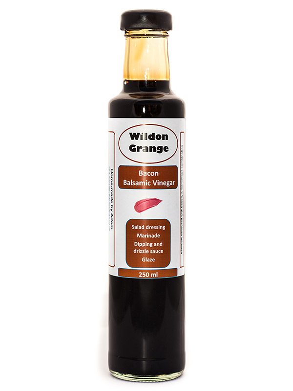 Bacon Balsamic Vinegar