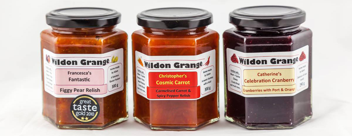 Wildon Grange Chutneys