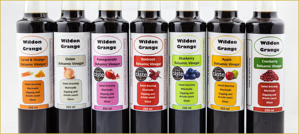 Wildon Grange Balsamic Vinegar
